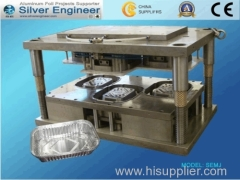 46hole Barbecue Pan Container Mould