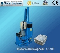 Aluminum Container Scrap Presser to Recycle Waste