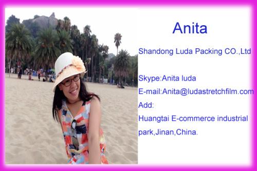 Ms. Anita wu