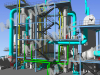 Food/Beverage/Chemical/Pharmaceutical/OrganicProducts Evaporation and Drying Plant