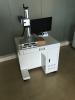 High Speed Fiber Laser Marking Machine for Metals