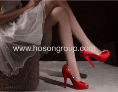 Fashion bowtie peep toe rhinestone decorated high heel wedding shoes