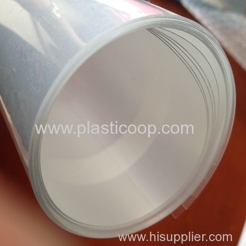 Clear and color PETG roll for thermoforming Vacuum forming printing packing also have pet rolls