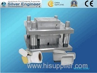 Smooth Wall Aluminium Foil Container Mould