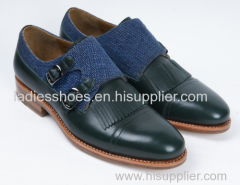 New Fashion PU Leather Men Shoes
