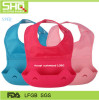 Promotion best gift Baby Silicone Kids Bibs