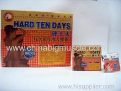 Hard ten days Sex Pills Sex Products Male Enhancement Viagra Male