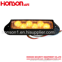 LED Super-Thin headlight Surface Mount Dash Grille light for vehicle