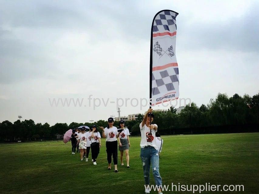 Gemfan propeller  in outdoor flying activities