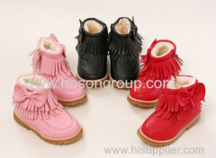 Lovely Children Boots with tassels