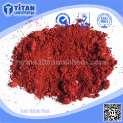 Iron Oxide Red for concrete Fe2O3 CAS 1309-37-1 1332-37-2