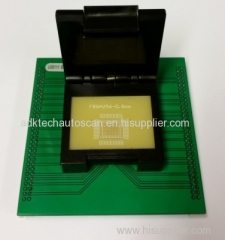 UP-828 Adapter FBGA63 flash memory chip programmer adapter