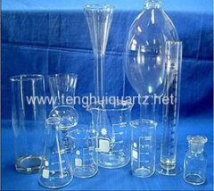 quartz glass experimental instrument apparatus