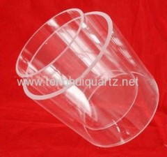 Electrode quartz socket glass