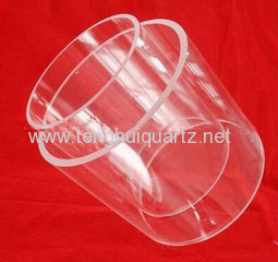 electrode quartz glass socket