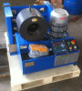 "EC ISO qualified 1/8-2"" hydraulic hose pipe crimping machine"