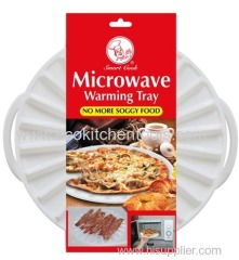 Microwave Warming Tray (PP)