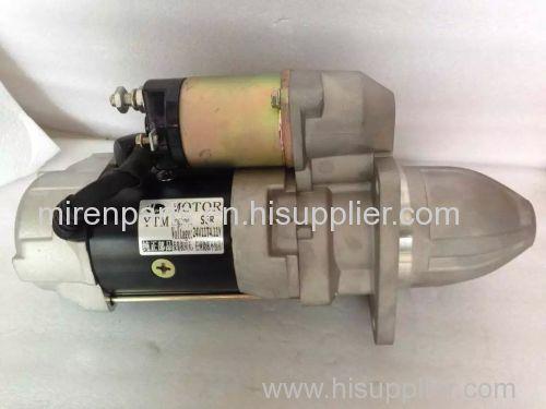 PC60-7 starter motor assy 600-813-4461 komatsu starting motor