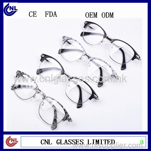 d6607926e6b 2016 Latest Fashion Unisex Custom Eyeglass Frames Optical Wholesale China  Stock Eyewear