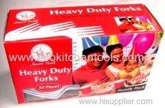 50 pcs Heavy Duty Forks