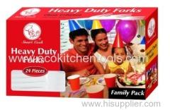 24 pcs Heavy Duty Forks