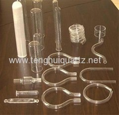 all kinds of quartz tube