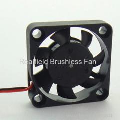 3v 3.3v 30mm dc micro brushless fan 30x30x7mm 3007 axial mini cooling fan