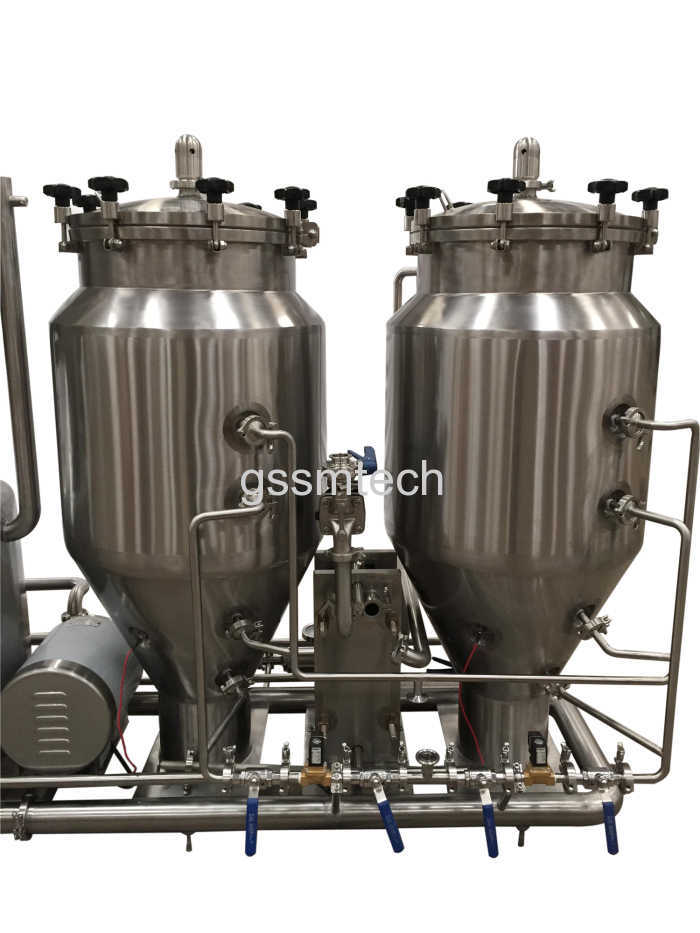 Small Pilot Brewing System From China Manufacturer