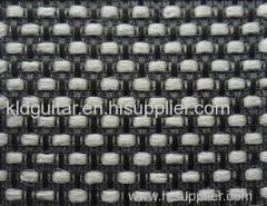 KLD British grey and black matrix grill cloth of speaker cabinet