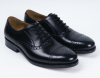 Latest Men's Lace up Business Leather Shoes