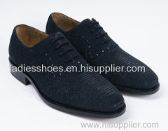 New Fashion Leather Business Men Lace Shoes
