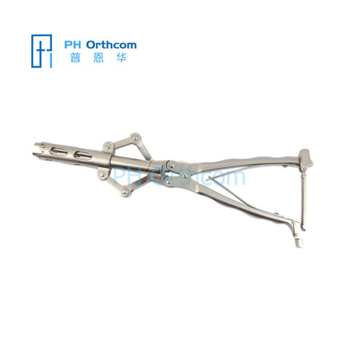 Rod Reductor Forceps Spinal System Instrument Surgical Equipment Medical Stainless Steel