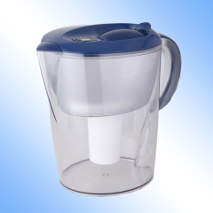 Alkaline water filter pitchers