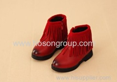 Lovely Children Boots With Zipper