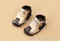 New Style Children Shoes With Studs