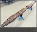 Drill stem testing high pressure retrievable packer