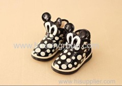 Polkadot Upper Children Boots