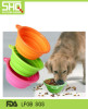Best Selling fashion foldable new bowl for pet dog products