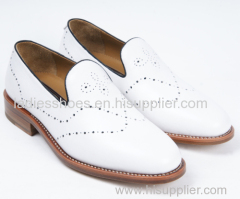 Fashion Flat Men Clip On Shoes