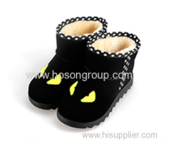 Kids Warm Ankle Boots