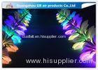 Beautiful Flower Inflatable Led Light For Party Wedding Decoration With Blower