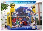 13' Cartoon Theme Inflatable Bouncy Castle Kids Toy Inflatable Merdaid Bouncer