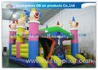 European Classical Style Bounce Jumping Castles Inflatable / Kids Bounce House