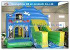 Customized Small Inflatable Bouncy Castle With Slide for Indoor Party