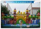 Happy Children Game Inflatable Fun City Micky & Duck Inflatable Kids Toys