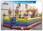 Customized Bouncy Castle Inflatable Playground / Kids Inflatable Play Park for Game