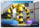Hitting Ball Game Field Inflatable Boxing Bouncer Jumping Inflatable Sports Games