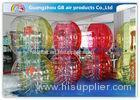 Custom Amazing Bubble Suit Inflatable Bumper Ball For Sports Entertainment