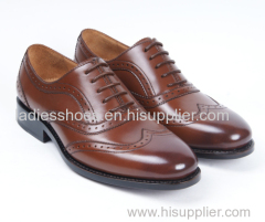 New Style Fashion Office Business lace-up men shoes