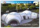 Digital / Silk / Hand Printing Giant Inflatable Beam Tent Inflatable Dome Buildings